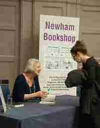 Kate Adie at Bishopsgate Institute