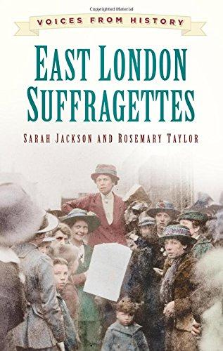 Cover of East London Suffragettes