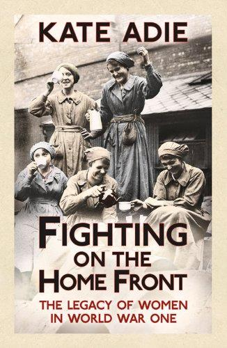 Cover of Fighting on the Home Front