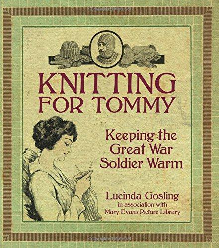 Cover of Knitting For Tommy