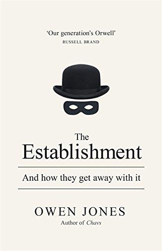 Cover of The Establishment