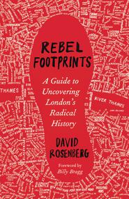 Cover of Rebel Footprints