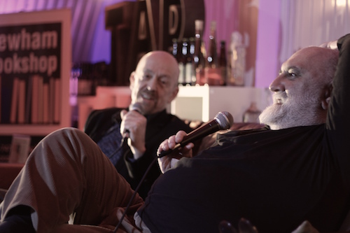 Alexei Sayle in conversation with Andy de la Tour