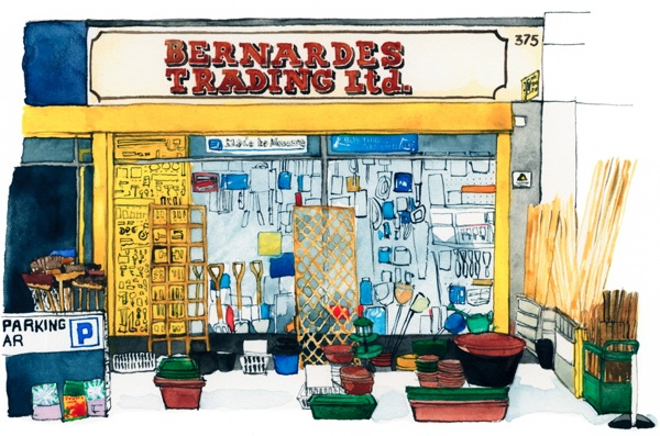 Barnardes Trading Ltd, Barking Road E13