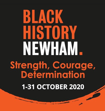 Newham Black History Month October 2020