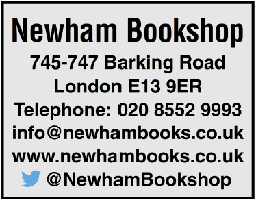 Newham Bookshop contact details