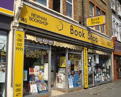 Front of Newham Bookshop